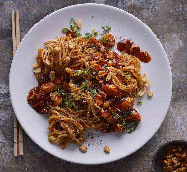 Špagety kung pao  Foto: