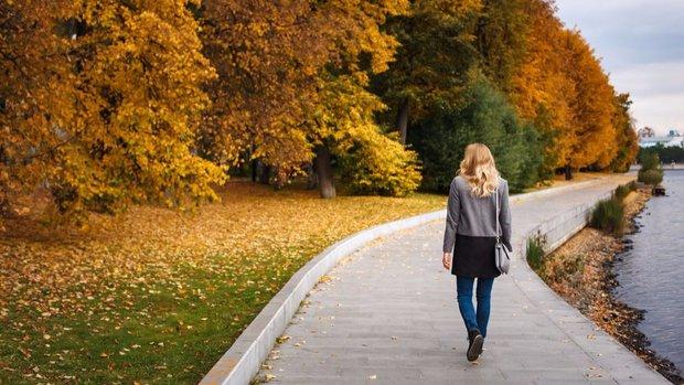 Obyčejná procházka udělá s vaším zdravím zázraky! Foto: