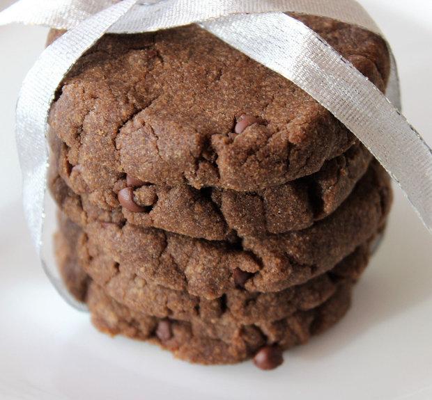 Čokoládové cookies Foto: