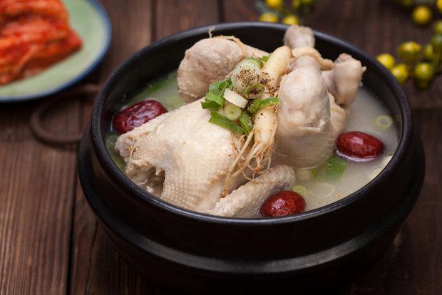 Korejská kuchyně 2 Foto: