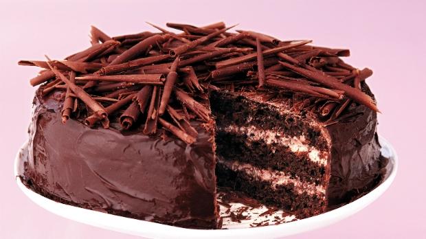 Čokoládový dort Foto: