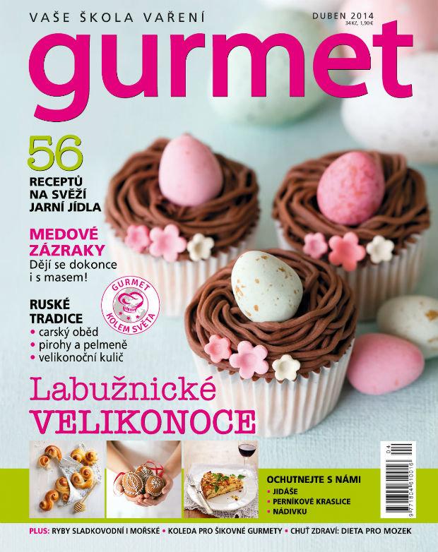 Gurmet - duben 2014