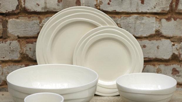 Kolekce nádobí Waves od Jamieho Olivera  Foto: archiv Albert