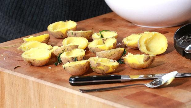 Křenové brambory 3
