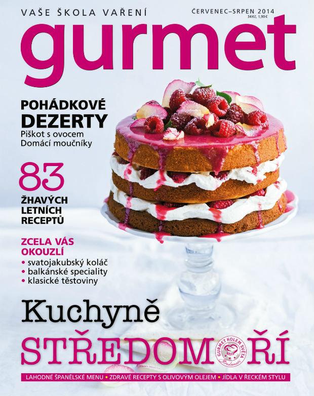 Gurmet - červenec, srpen 2014