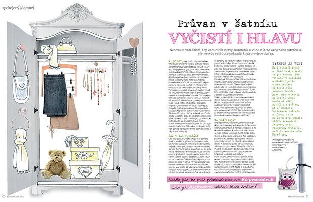 Nový časopis v prodeji! 7 Foto: