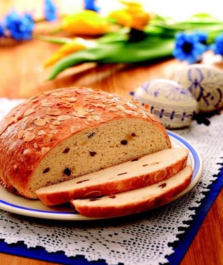 Mazanec - oblíbené velikonoční pečivo 3 Foto:
