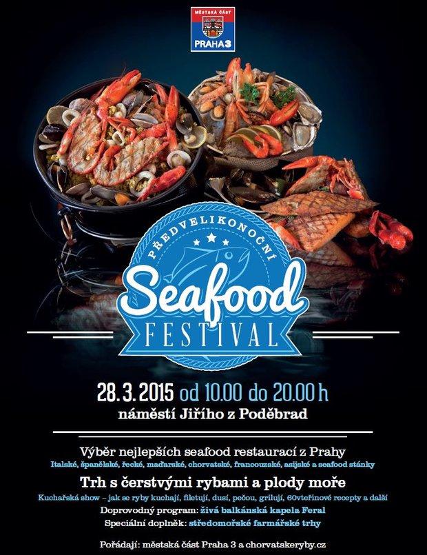 Předvelikonoční Seafood festival 3 Foto: