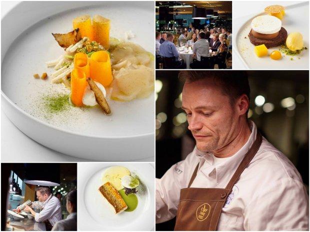 Chef Time Fest Michelin Star Menu 3 Foto:
