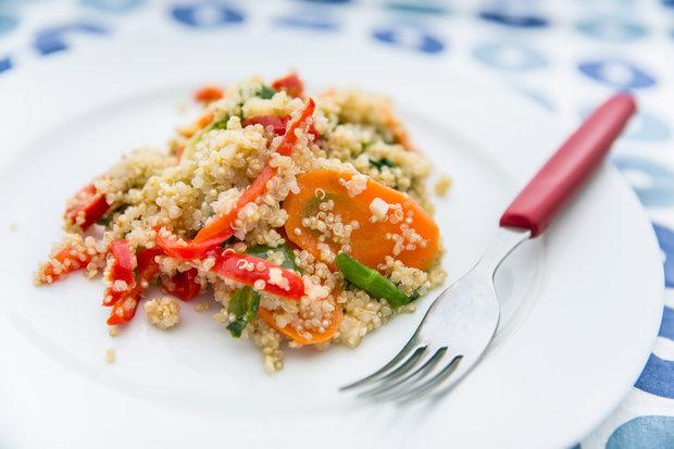 quinoa_pilaf Foto: