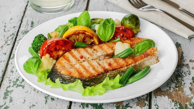 Dopřejte svému tělu kvalitní potraviny Foto: