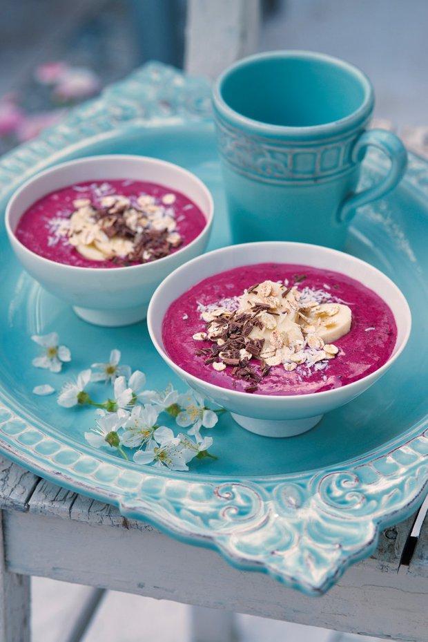 Smoothie bowl Foto: