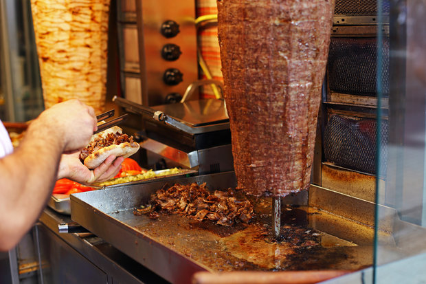 Grilování ve světě - Doner kebab Foto: