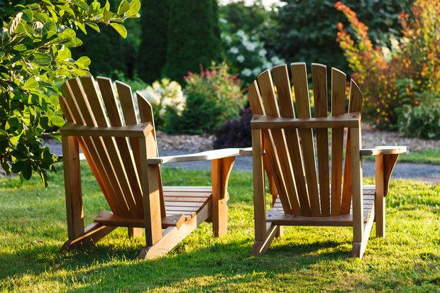zahradní nábytek Foto: