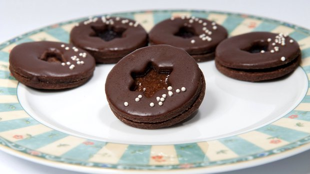 Sacher dortíčky Foto: