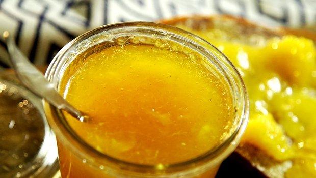 Kořeněná pomerančová marmeláda 2 Foto: