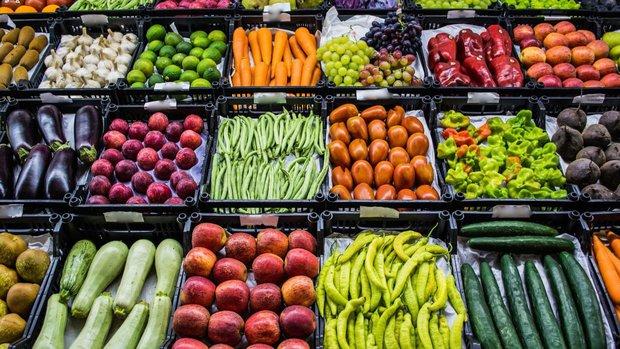 Nešetřete ani zeleninou! Foto: