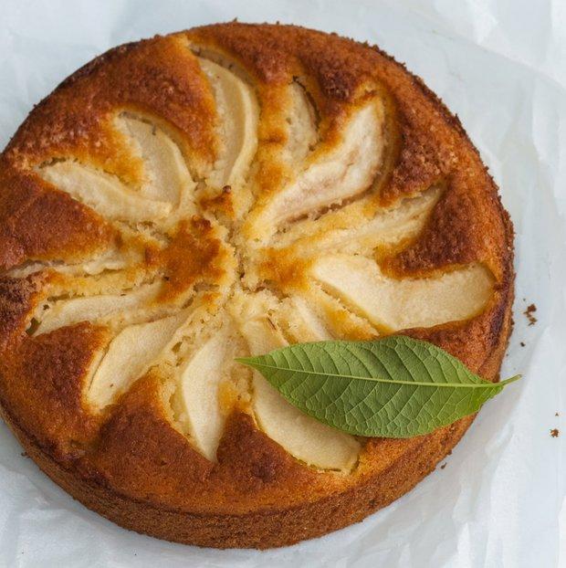 Italský hruškový koláč  Foto: