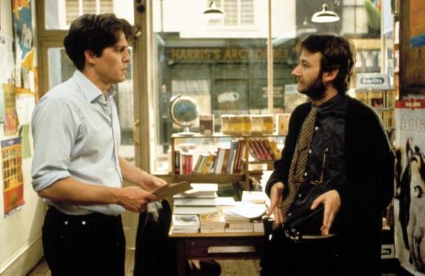 Hugh Grant to umí i se zloději, kteří kradou cestopisy (Notting Hill), Foto: