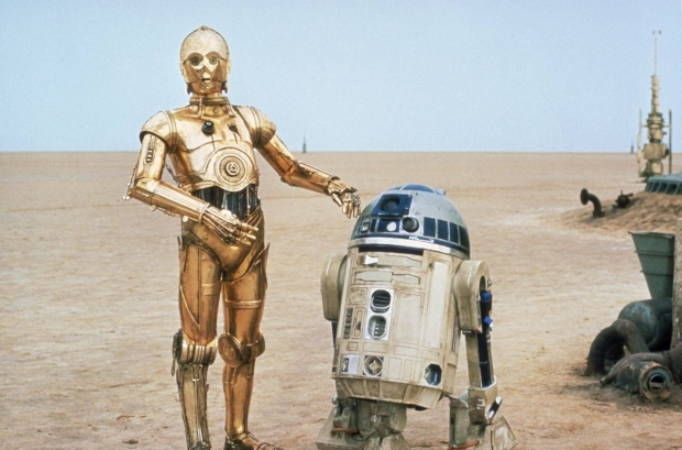 R2D2a C3PO