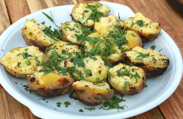 Křenové brambory  Foto: Marek Dienstl