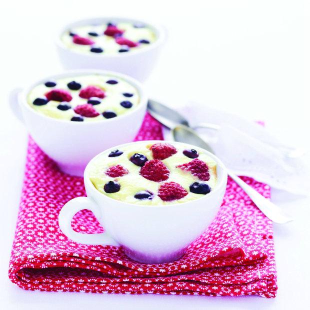 Jogurtová bublanina Foto: archiv Gurmet