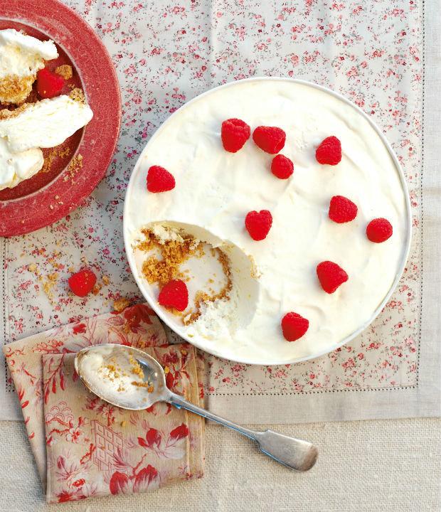 Dort z citronové zmrzliny Foto: isifa.com