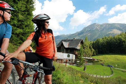 Cyklotoulky - penzion Sport Foto: