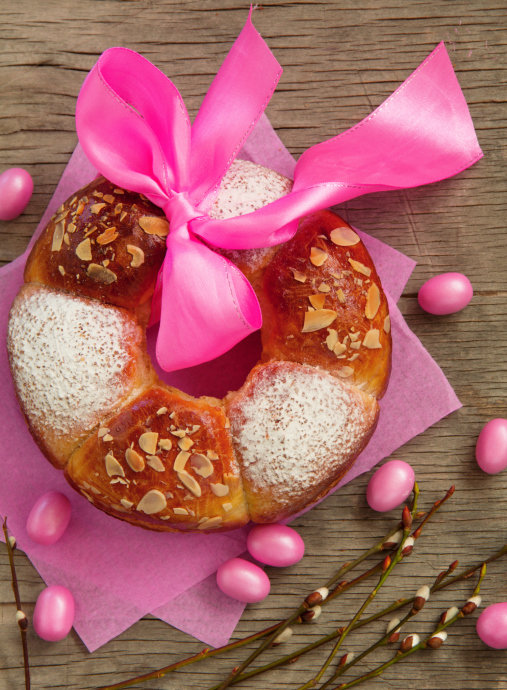 Mazanec - oblíbené velikonoční pečivo 4 Foto: