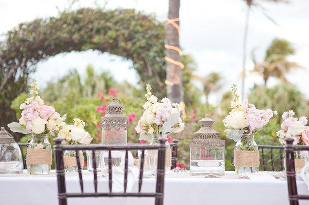 Jestli sníte o romantice, je letní svatba pod širým nebem to pravé Foto: