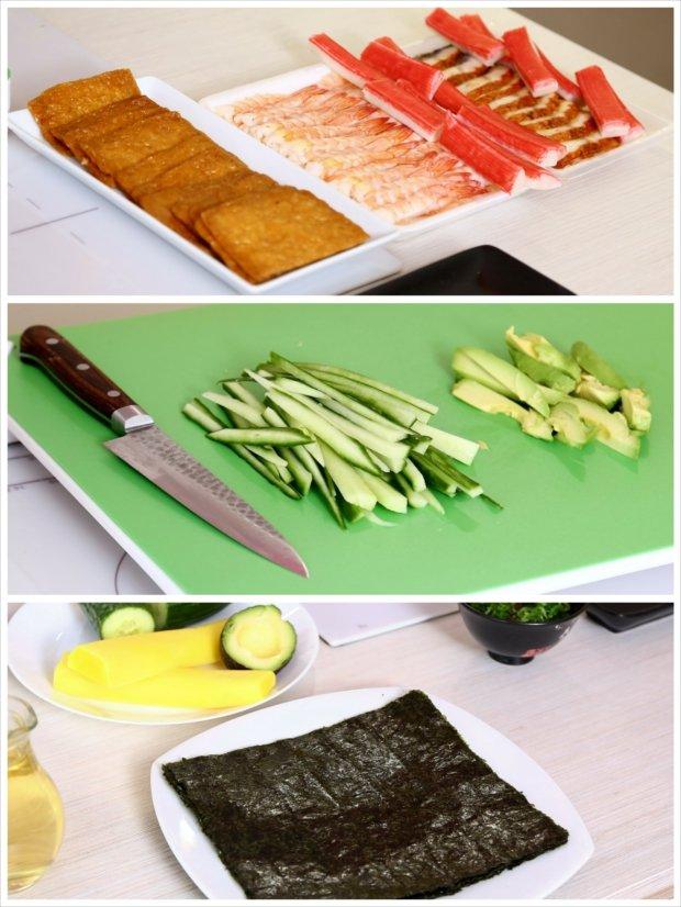 Připravte si s Gondíky doma sushi 3 Foto: