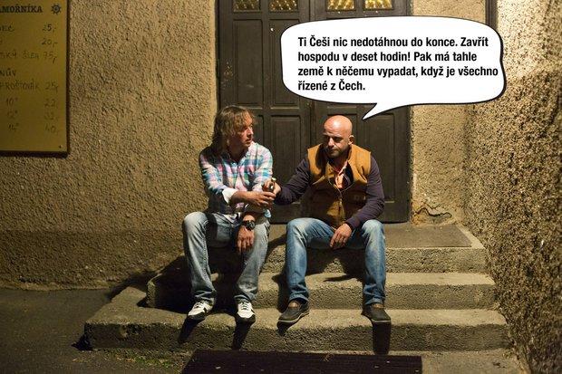 Vinaři II - hlášky Foto: