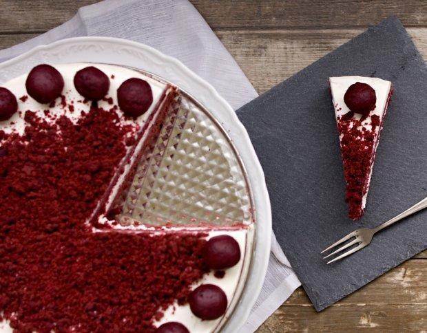 Red Velvet Cake 2 Foto: