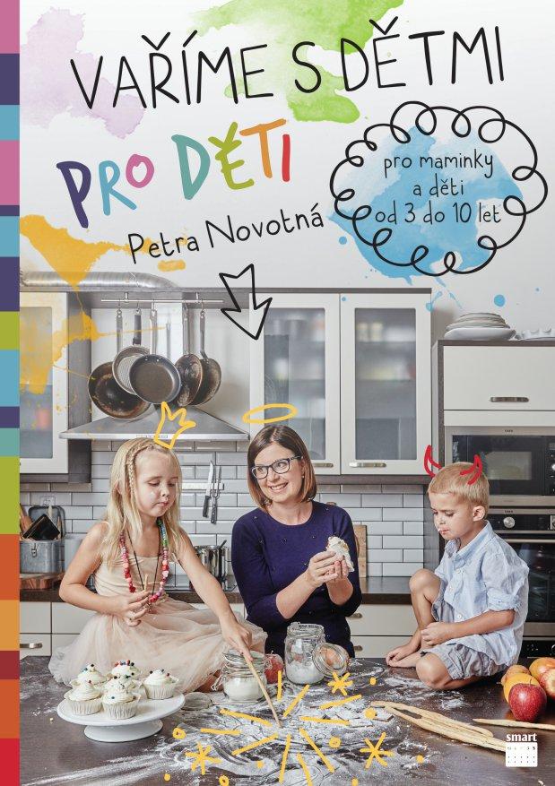 Vaříme s dětmi pro děti Foto: