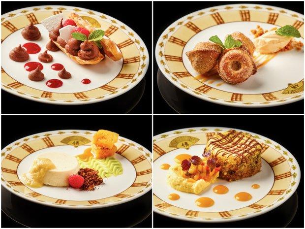 Výběr nových dezertů v Buddha Baru Foto: