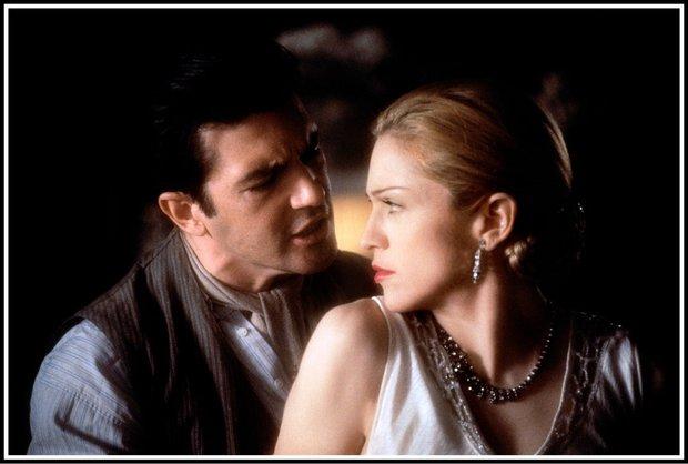 Madonna a Antonio Banderas Foto: