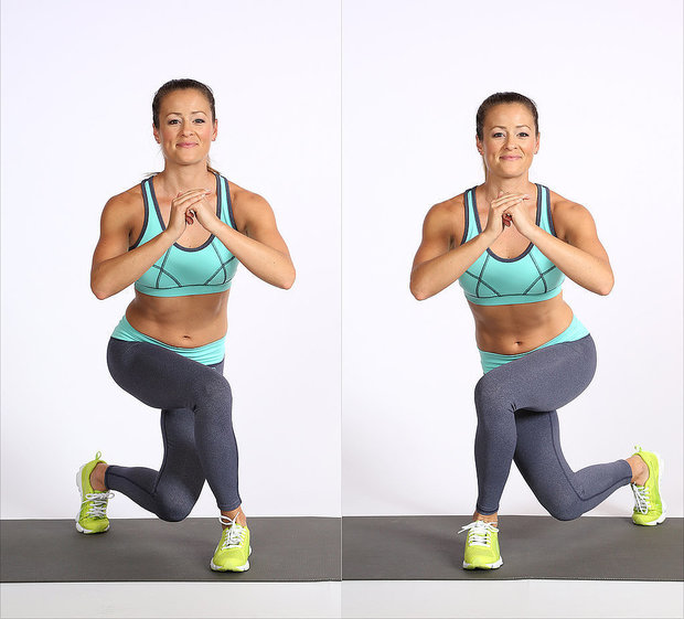 Exercise-2-Alternating-Curtsy-Lunge Foto: