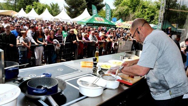 Bosch Fresh Festival poprvé ve čtyřech městech  Foto: