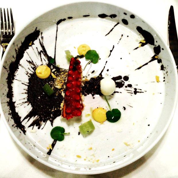 Jarní menu v restauracích La Veranda a AvantGarde 5 Foto: