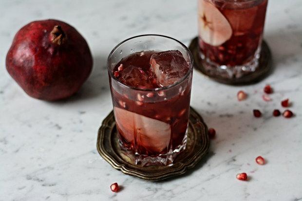 Cider s granátovým jablkem 2 Foto: