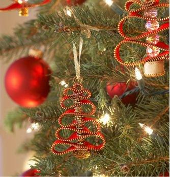 stromeček ze zipu pinterest Foto: