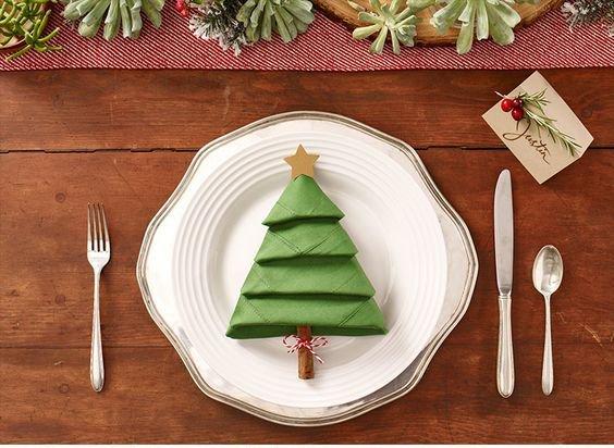 vánoční ubrousek Foto: