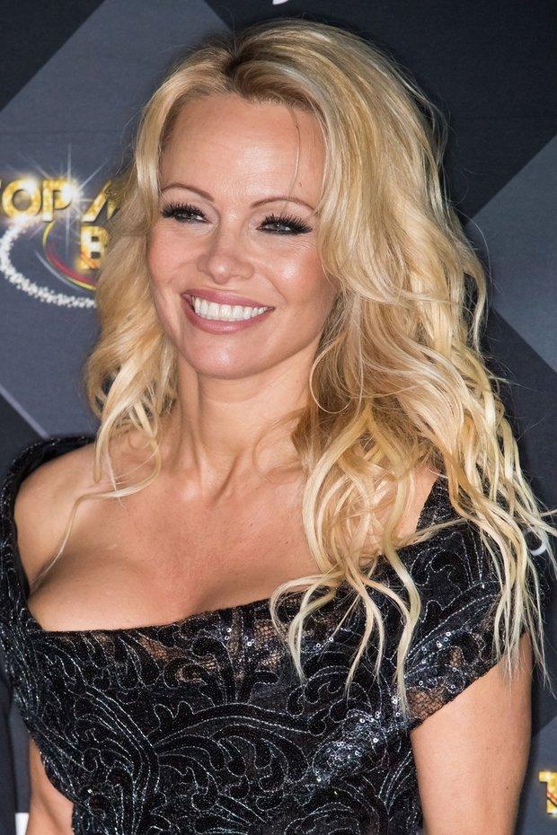 vegani - Pamela Anderson Foto: