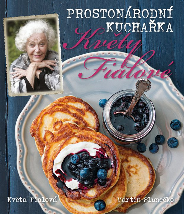 Prostonárodní kuchařka Květy Fialové Foto: