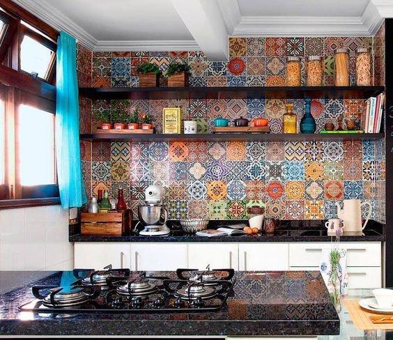 Pro někoho možná moc velká divočina, pro někoho vysněná kuchyně! Foto: