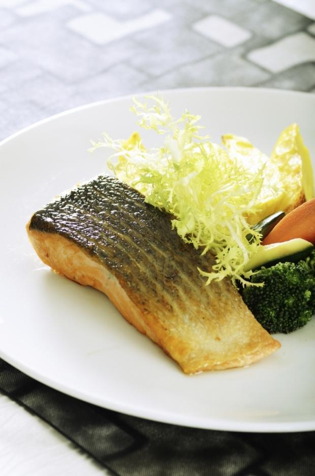 Smažený losos, Foto: Thinkstock