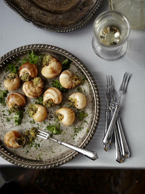Šneci po pražsku Foto: Regionální kuchařka