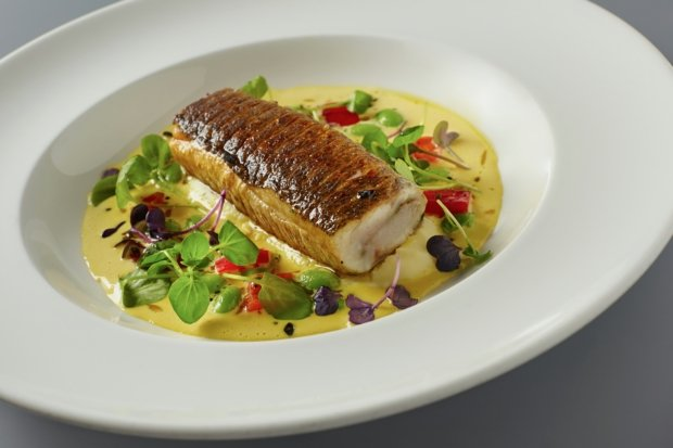 Nové menu v AvantGarde restaurant 6 Foto: