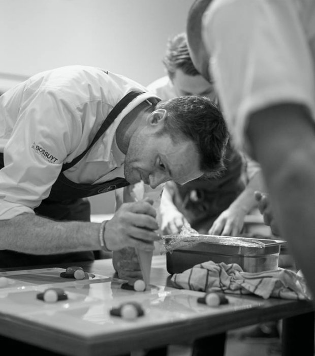 Chef Time Fest Michelin Star Menu 2 Foto: