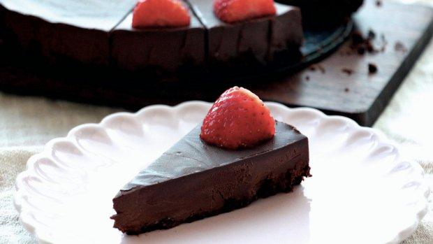 Ten nejjednodušší čokoládový koláč na světě Foto:
